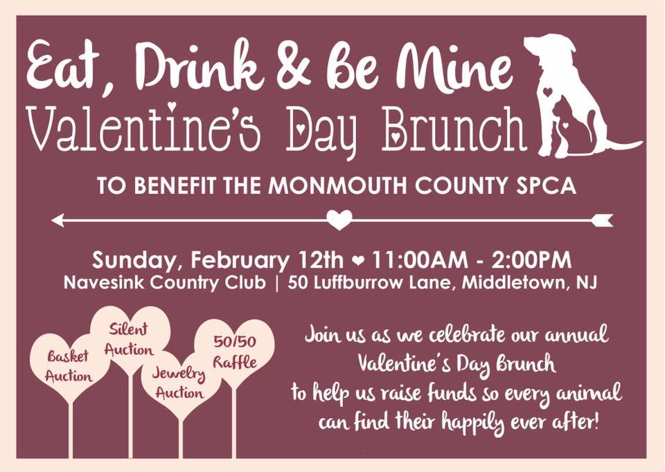 Valentine's Day Brunch - SPCA